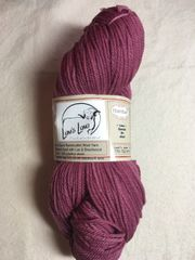 Brazilwood/Lac Natural Dyed Worsted Yarn - 240 yds per 4 oz skein