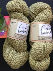 Wolf Moss Lichen Natural Dyed Sport Wgt Wool Yarn - 305 yds/4 oz
