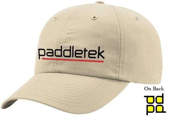 2138b73a65deb Pickleball Official Paddletek Cap