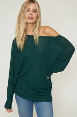 Tri-Fecta Textured Top