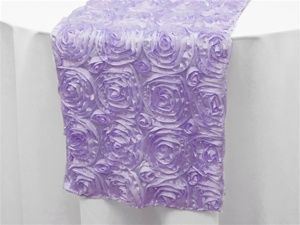 Grandiose Rose Table Runner Wedding And Party Rentals In