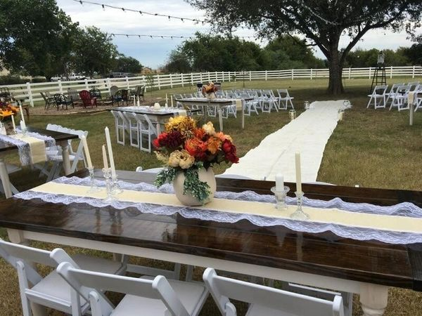 Farm Table Wedding And Party Rentals In Austin - Farm table austin