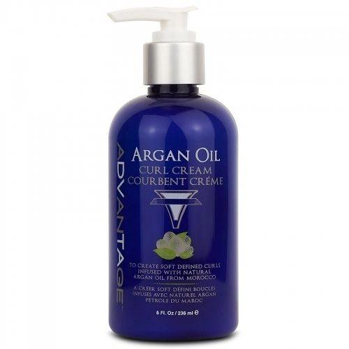Advantage Argan Oil Curl Cream 8 fl.oz