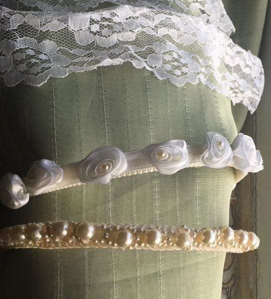 BRIDAL Children Headbands by CESARINA- Choose your Style
