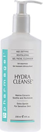 Hydra Cleanse-Water Rinseable Facial Cleanser for All Skin Types 8 fl. oz