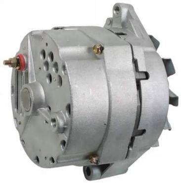 Delco Remy Alternator >> 51151 15si 12 Volt 105 Amp Delco Remy Alternator Agparts Plus