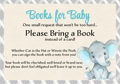 Books for Baby Elephant Boy