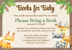 Books for Baby-Forest