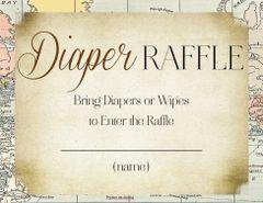 Adventure Begins Diaper Raffle