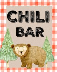 Little Lumberjack Chili Bar