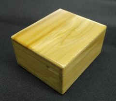 SYCAMORE TREASURE BOX