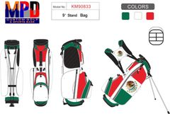 Mexico FlagBag Stand Bag