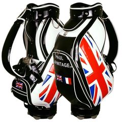 United Kingdom FlagBag Tour Bag