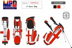 England FlagBag Stand Bag