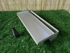 500mm Water Blade 130mm Spout Back Inlet