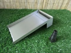 200mm Water Blade 300mm Spout Bottom Inlet