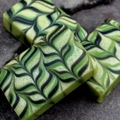 (G) Hemp in the Meadow Soap - Scented with Lemongrass - Back in stock June 29