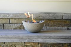 Wave Fire Bowl