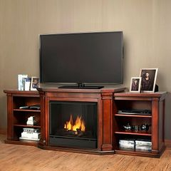 7930 Valmont Ventless Gel Entertainment Fireplace