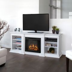 G1200E Fresno Electric Entertainment Fireplace