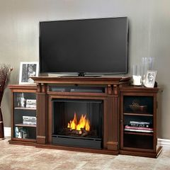 7720 Ashley Entertainment Ventless Gel Fireplace