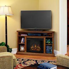 3750E Churchill Corner Entertainment Electric Fireplace