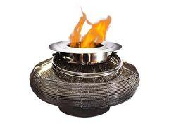 Anywhere Fireplace Mercury 2in1 Lantern