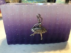 Dance with Me Soap w/charm