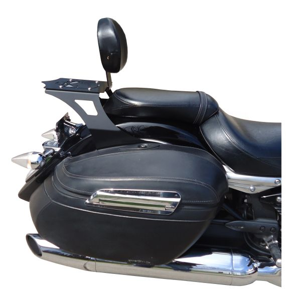 Yamaha Roadliner Luggage Rack and Backrest