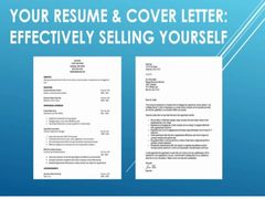 PROFESSIONAL RESUME & COVER LETTER PACKAGE