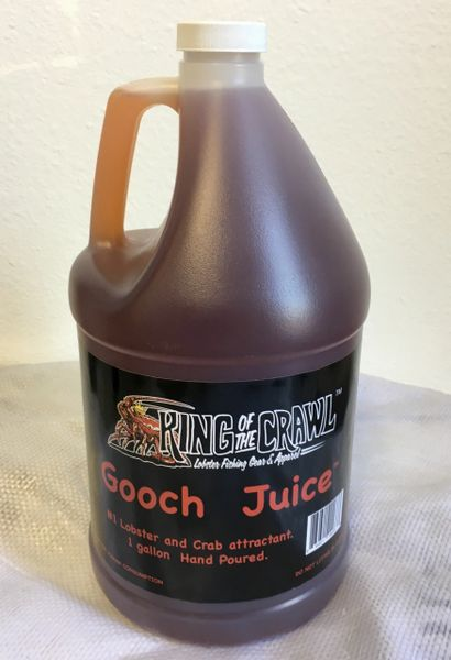 Gooch Juice™ Natural Fishing Scent Spray Refill (1-Gal.)