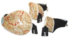 Groovy Set of Headcovers