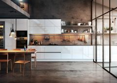 HIGH GLOSS COLLECTION Custom-Made KITCHENS DRIVEN BY EUROPEAN DESIGN