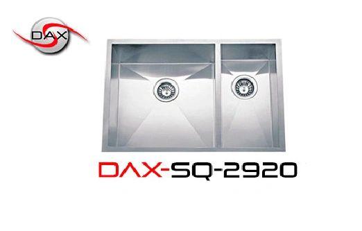 DAXSQ2920 Stainless Steel Sink
