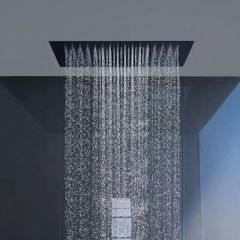 Square Ultra Thin Shower-Head 20""