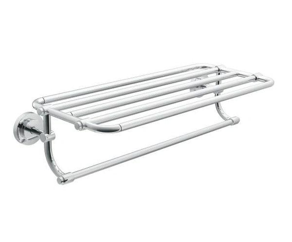 ISO Chrome Towel Shelf