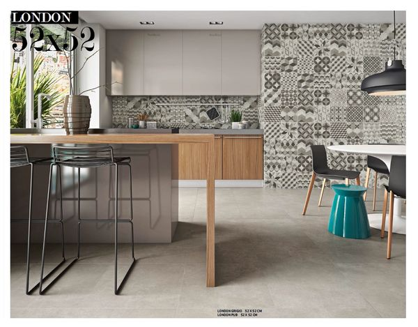 DECORATIVE TILE IDEAS/KITCHEN