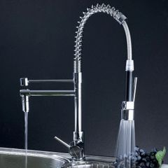 PULL OUT SPRING Kitchen Faucet CH