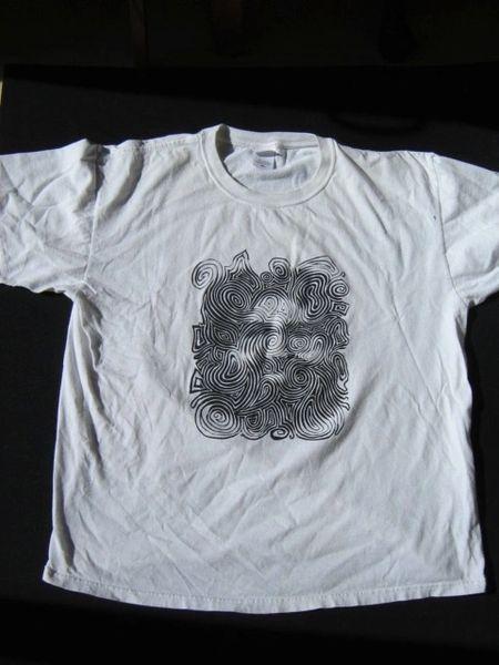 c21eb5bc Jerry Garcia Jerry Optic T Shirt Woodstock
