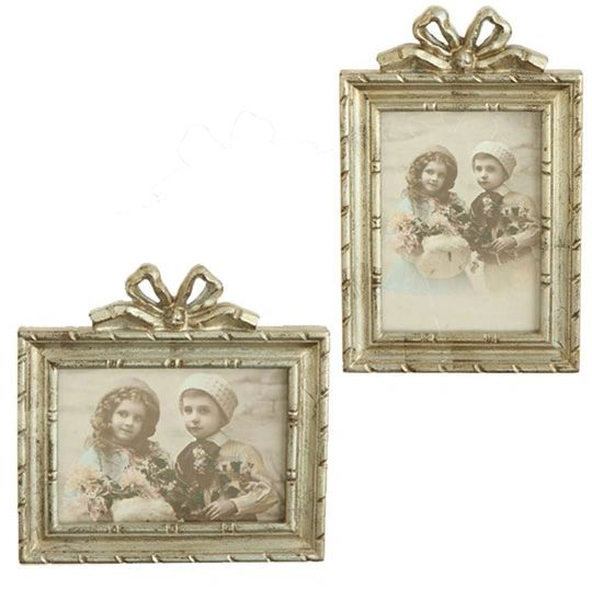 Raz Imports Tiffany Picture Frame Set Of 2 In The Berry Patch