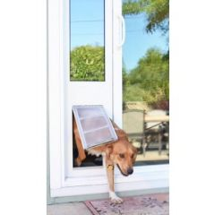 Quick Panel 3 Pet Door For Patio Slider