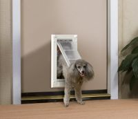 Door Mount Dog Door Single Flap