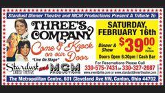 Three's Company Tribute Show