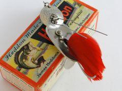 Heddon Queen Stanley Weedless NEW IN Crisp BOX 280 NP Fishing Lure