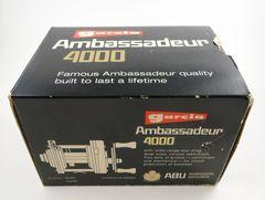 ABU Ambassadeur 4000 Near Mint Old Stock in Box