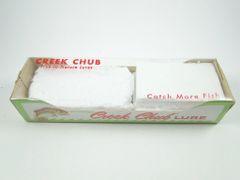 Creek Chub SPECIAL 2030 Box Orange Black Spots Darter