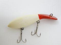 """Rush Tango red white 4-1/4"""" fishing lure"""