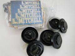Large Group of Mitchell Spools & Paperwork Heddon Shimano Daiwa Mitchell + MORE!
