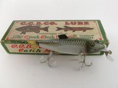 Creek Chub 2103 Fintail Shiner in the Box