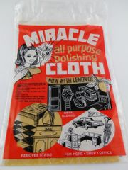 Miracle Cloth Polishing Cleaning Fabric
